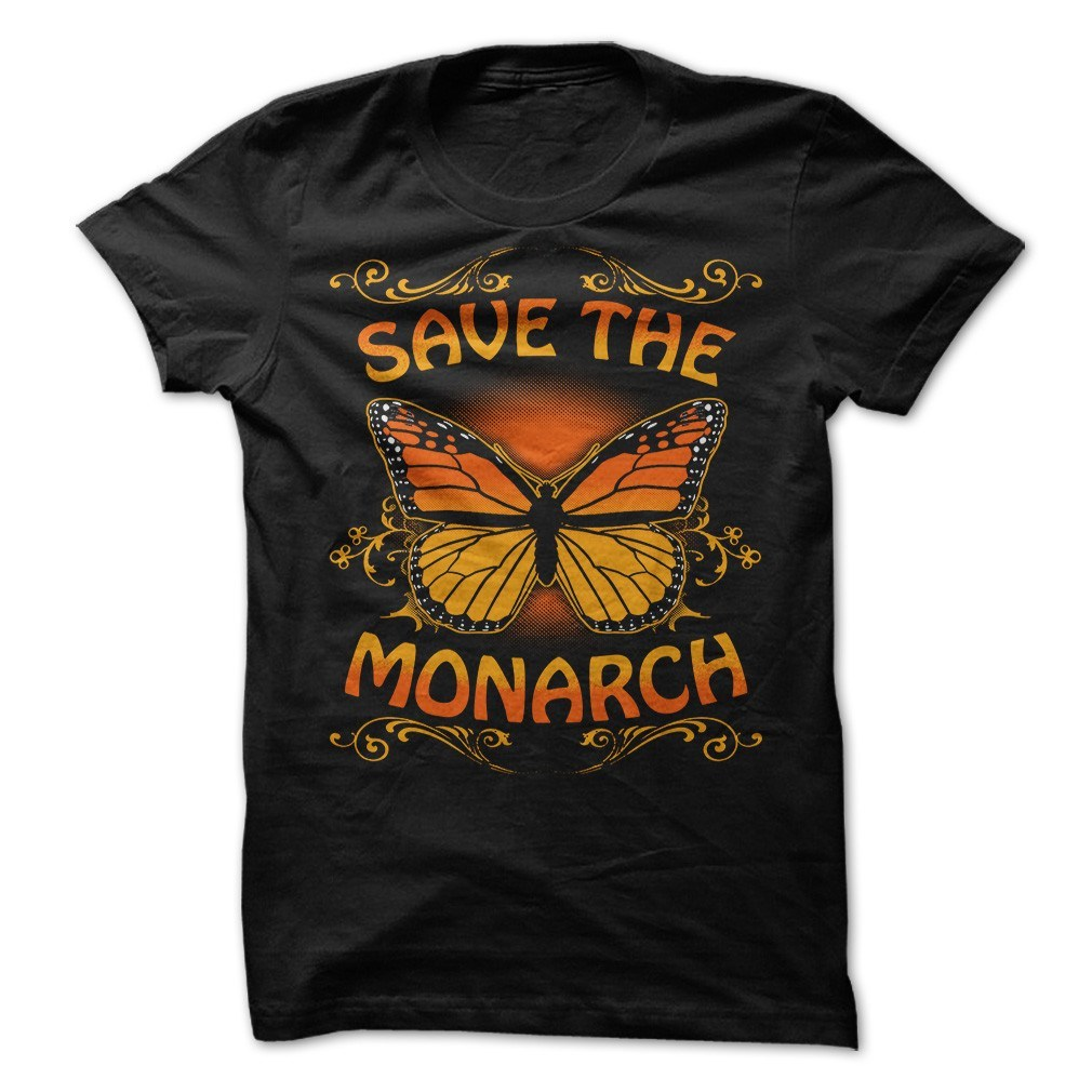 Shirt - Save The Monarch