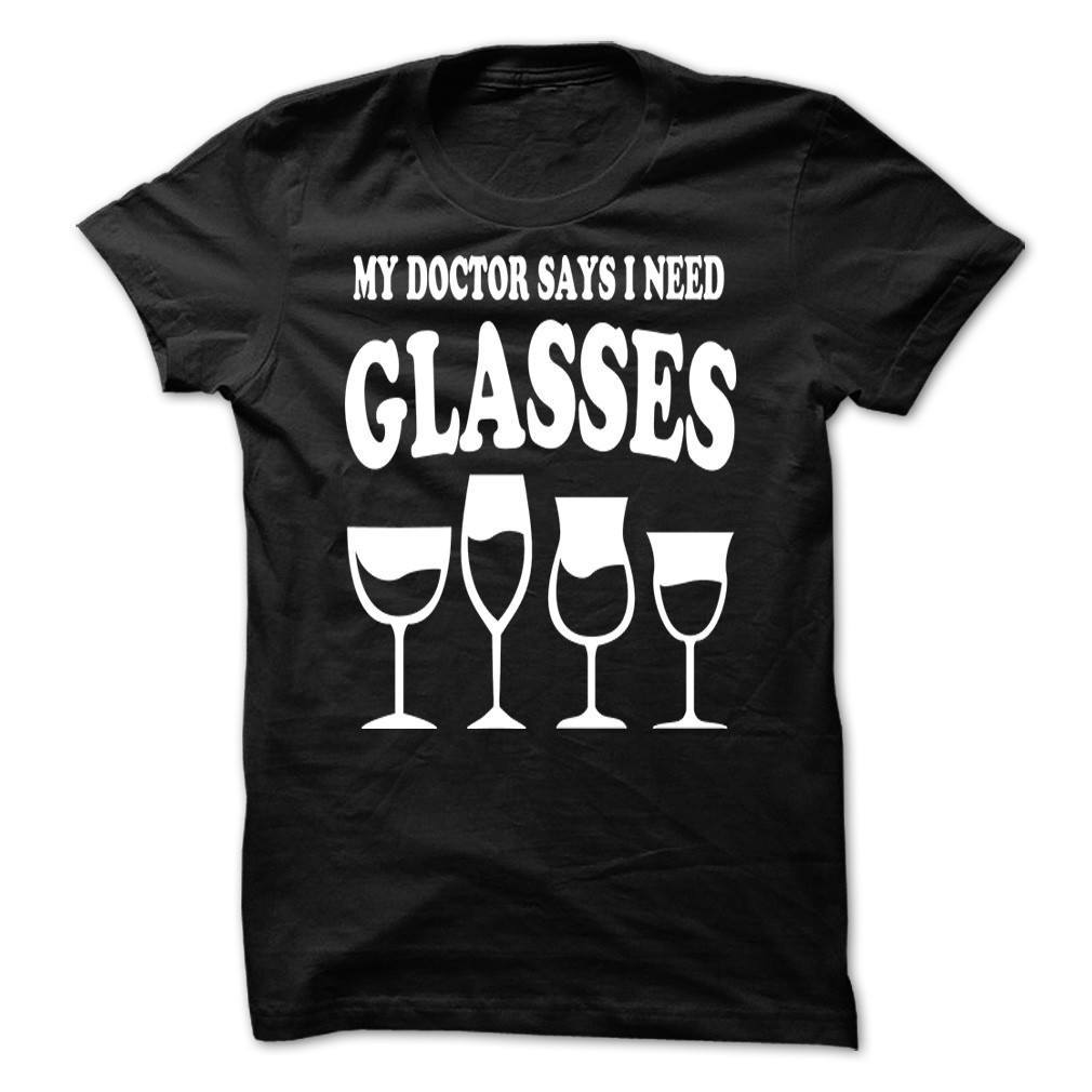 Shirt - WINE GLASSES V2