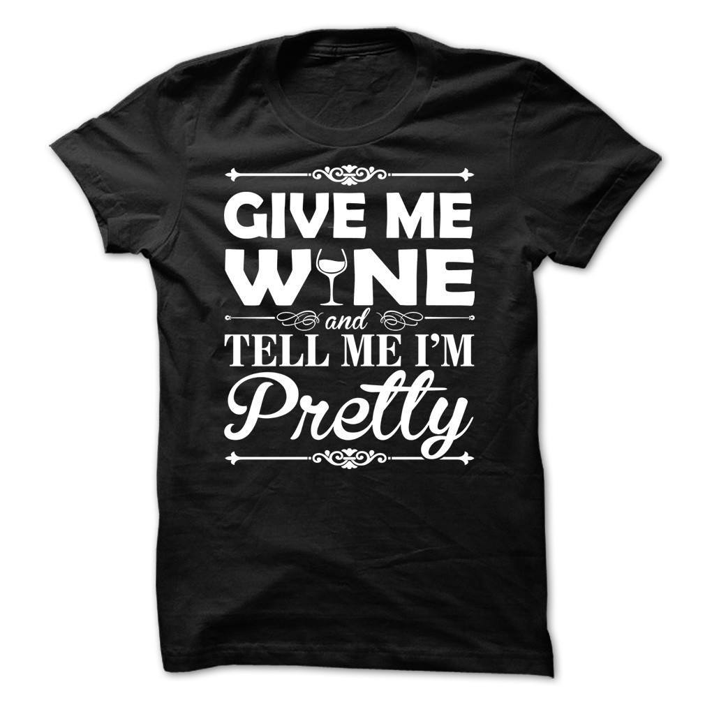 Shirt - WINE PRETTY