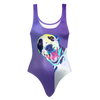 DALMATIAN ONE PIECE SWIMSUIT