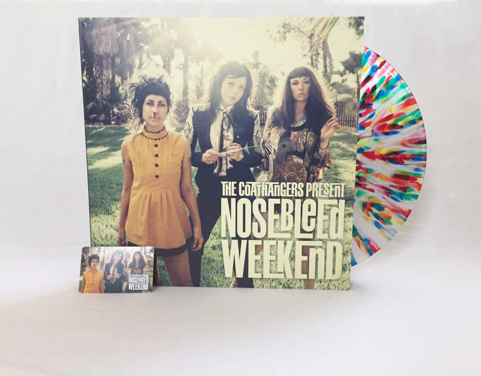 TheCoathangers-NosebleedWeekend-album-vinyl-2016-record-splatter-Atlanta-SuicideSqueezeRecords-LP
