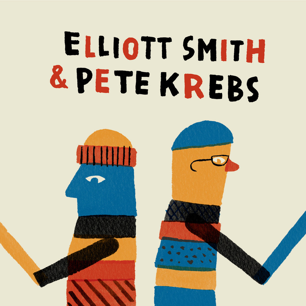 Elliott-Smith-Pete-Krebs-Shytown-EP-vinyl-SuicideSqueezeRecords-7inch-record-NoConfidenceMan