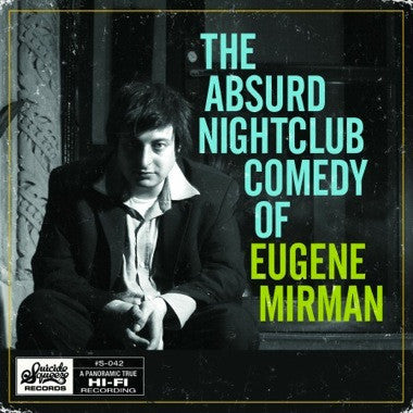 The Absurd Nightclub Comedy Of Eugene Mirman