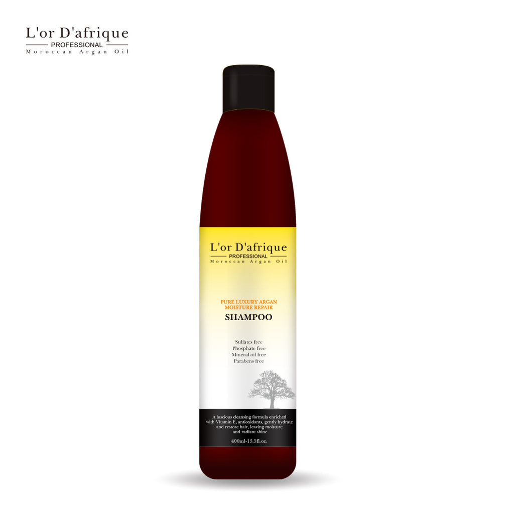 Moisture Repair Shampoo Argan Oil