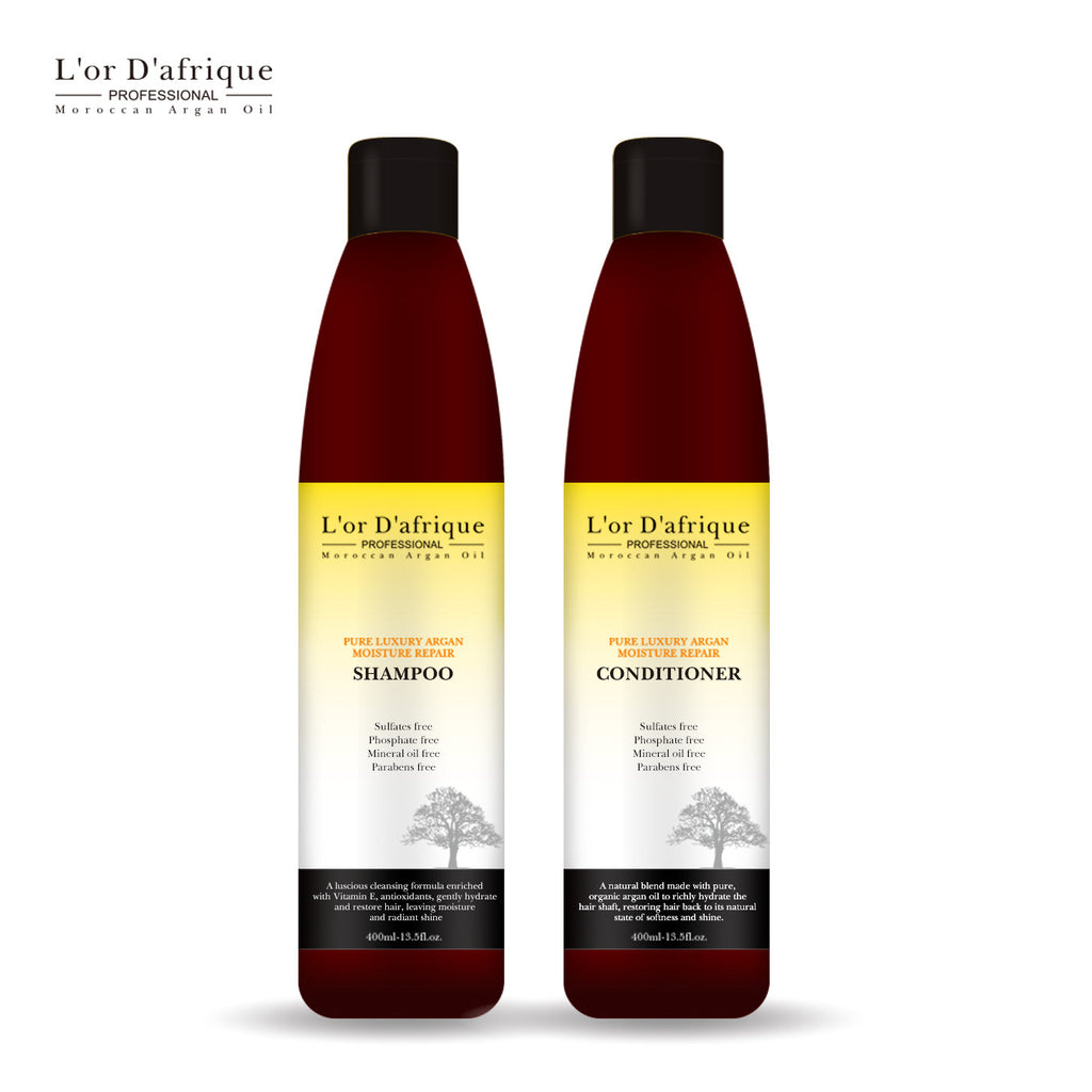 Repair Shampoo & Conditioner