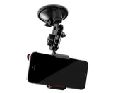 Suction Mount Car Electronics Bracket - iPhone, Android, Samsung, Apple