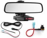Mirror Mount + Direct Wire + Micro Add a Circuit - Escort 9500ix 8500x50 X70 S55