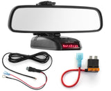 Mirror Mount + Direct Wire + ATO Standard Add a Circuit - Beltronics RX STI GX65