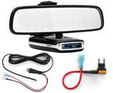 Mirror Mount + Direct Wire + Mini Add a Circuit - Escort MAX360 MAX2 MAX