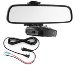 Mirror Mount Bracket + Direct Wire Cord - Cobra XRS ESD Vedetta