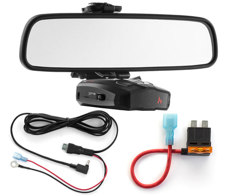 Mirror Mount + Direct Wire + ATO Standard Add a Circuit - Cobra XRS ESD Vedetta