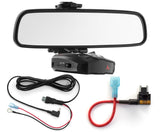 Mirror Mount + Direct Wire + Micro Add a Circuit - Cobra XRS ESD Vedetta