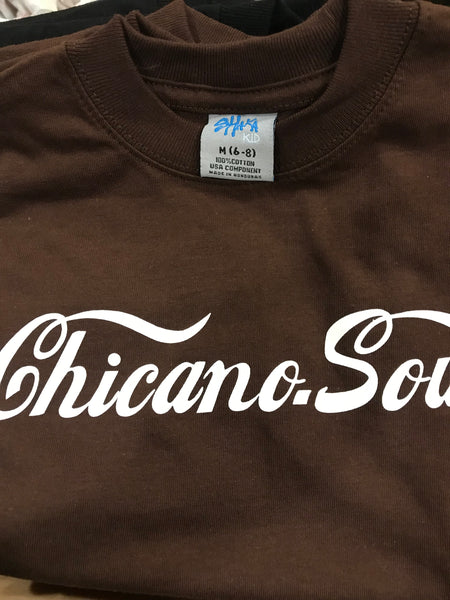 Chicano Soul Classic Tshirt Youth sizes