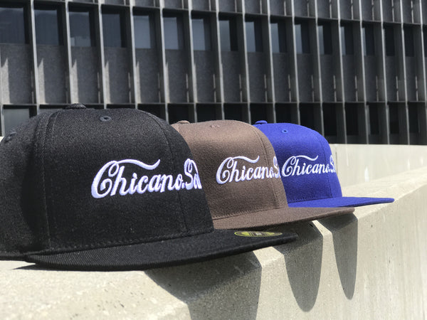 Chicano Soul Fitted Caps