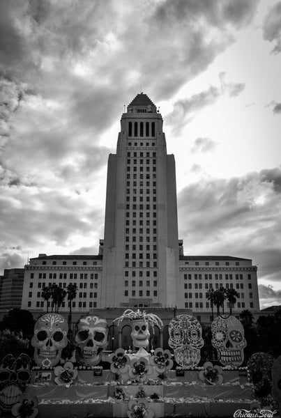 City Hall Muertos 2017