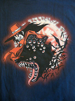 TeeFury T-Shirt -  Hellsing - New Adult XL - Navy