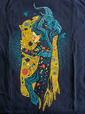 TeeFury T-Shirt - Embrace - Klimt Pans Labyrinth - New Adult XL