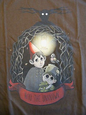 TeeFury T-Shirt - Into The Unknown - New Adult XXL