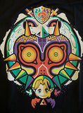 TeeFury T-Shirt - Legend Of Zelda - New Adult M - Navy
