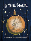 TeeFury T-Shirt - Le Petit Hobbit - LOTR The Little Prince - New Adult M
