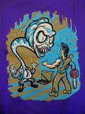TeeFury T-Shirt - EvilJuice - Evil Dead Beatlejuice - New Adult L