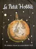 TeeFury T-Shirt - Le Petit Hobbit - LOTR The Little Prince - New Adult S