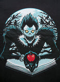 TeeFury T-Shirt - Hand Of Death - Death Note Ryuk Anime - New Adult S