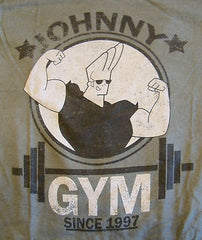 RIPT T-Shirt - Johnny Gym Johnny Bravo - Adult S
