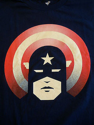 TeeFury - T-Shirt - Captain America Marvel Avengers - New - Adult XL
