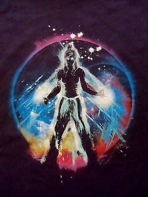 RIPT T-Shirt - Legend Of Korra - Avatar - Balancing The Universe - L