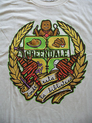 TeeFury - T-Shirt - Graphic Tee - Greendale - New - Adult L