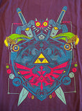 TeeFury T-Shirt - Legend Of Zelda - New - Adult S