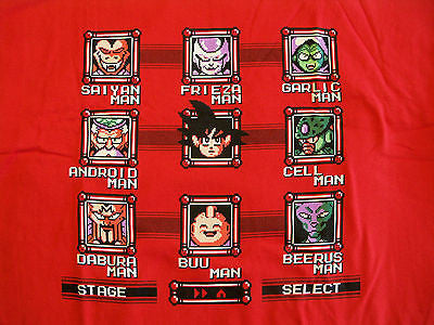 TeeFury T-Shirt - Dragon Ball Z Video Game