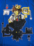 TeeFury T-Shirt - Kingdom Hearts Final Fantasy - New Adult S