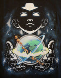 TeeFury T-Shirt - Aang Avatar The Last Airbender - New Adult M