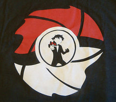 RIPT T-Shirt - James Bond Pokemon - Adult M