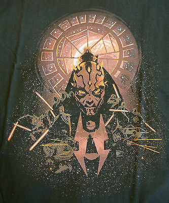 TeeFury T-Shirt - Star Wars Sith Nightmare - New - Adult M