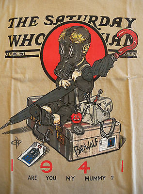 TeeFury T-Shirt - Dr Who - Whovian - 1941 Are You My Mummy? - New Adult M