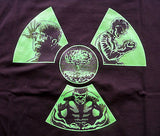 TeeFury T-Shirt - Marvel - The Hulk - Gamma Radiation - New Adult S