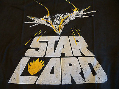 RIPT T-Shirt - Star Lord Star Wars Guardians Of The Galaxy - Adult M