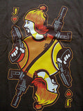 TeeFury T-Shirt - Firefly Serenity Whedon - Jayne of Hearts - Adult XL