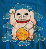 TeeFury Graphic Tee - T-Shirt - Lucky Dragon - Never Ending Story