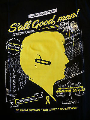 TeeFury T-Shirt - Better Call Saul  S'all Good Man - New Adult L