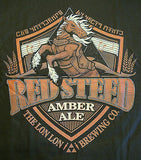 TeeFury T-Shirt - Zelda - Red Steed Amber Ale - New Adult L