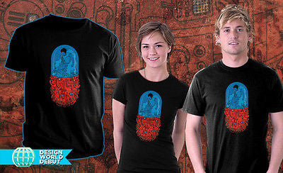 TeeFury T-Shirt - Akira Capsule 41 - New Adult L - Black