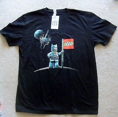 T-Shirt LEGO Batman - SDCC 2014 Exclusive - Black - Large Adult