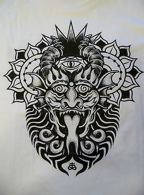 TeeFury T-Shirt - Inklings Collection - Demon - New Adult XL