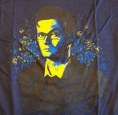 RIPT T-Shirt - Doctor Who - 10th Dr - David Tennant - Adult S