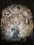 TeeFury T-Shirt - Harry Potter Nightmare Before Christmas - New Adult L