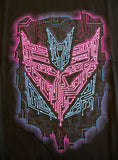 TeeFury T-Shirt - Graphic Tee - Transformers - New Adult S